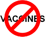 NO TO VACCINES